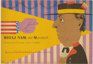 Witaj nam, mr. Marshall